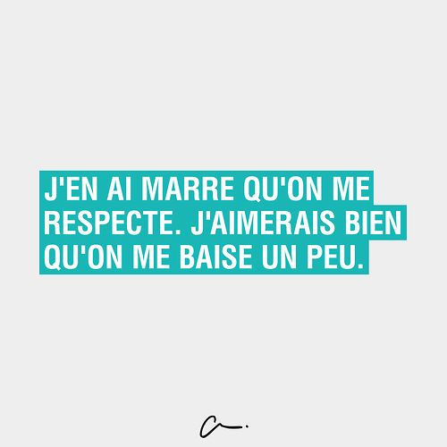 Le respect #LesCartons