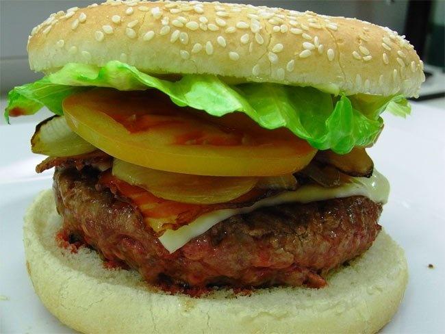 Les millors hamburgueses de Barcelona