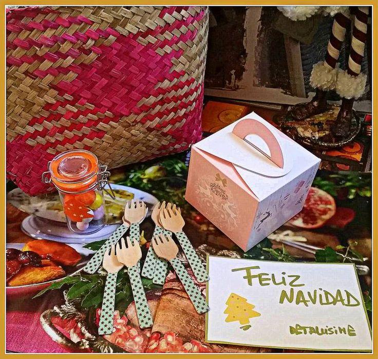 cajas de Navidad pedidos y catálogo: detallisime@yahoo.es