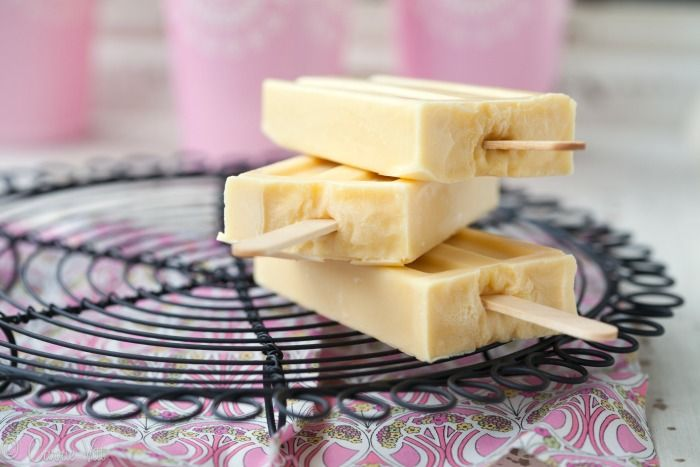 Vanilla Pudding Pops with Homemade Magic Shell - Deliciously Organic ...