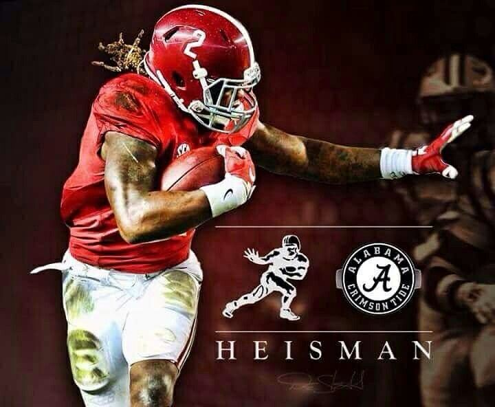 Derrick Henry...Huge congrats to Henry, 2015 Heisman Winner. We love you!