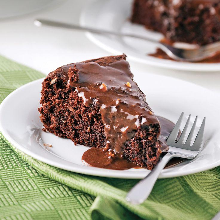 On adore le petit goût exotique de ce dessert!