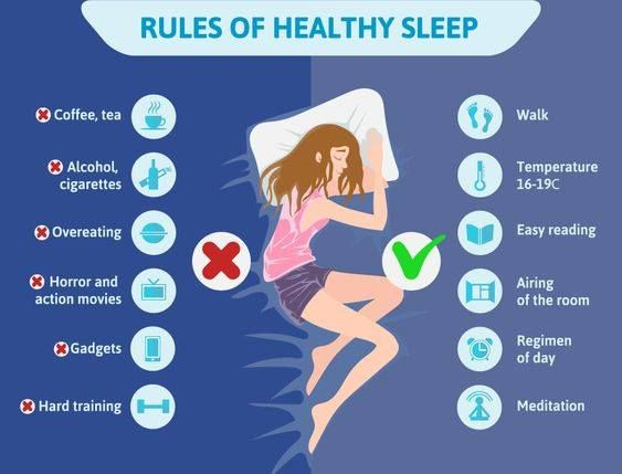 Healthy sleep health
