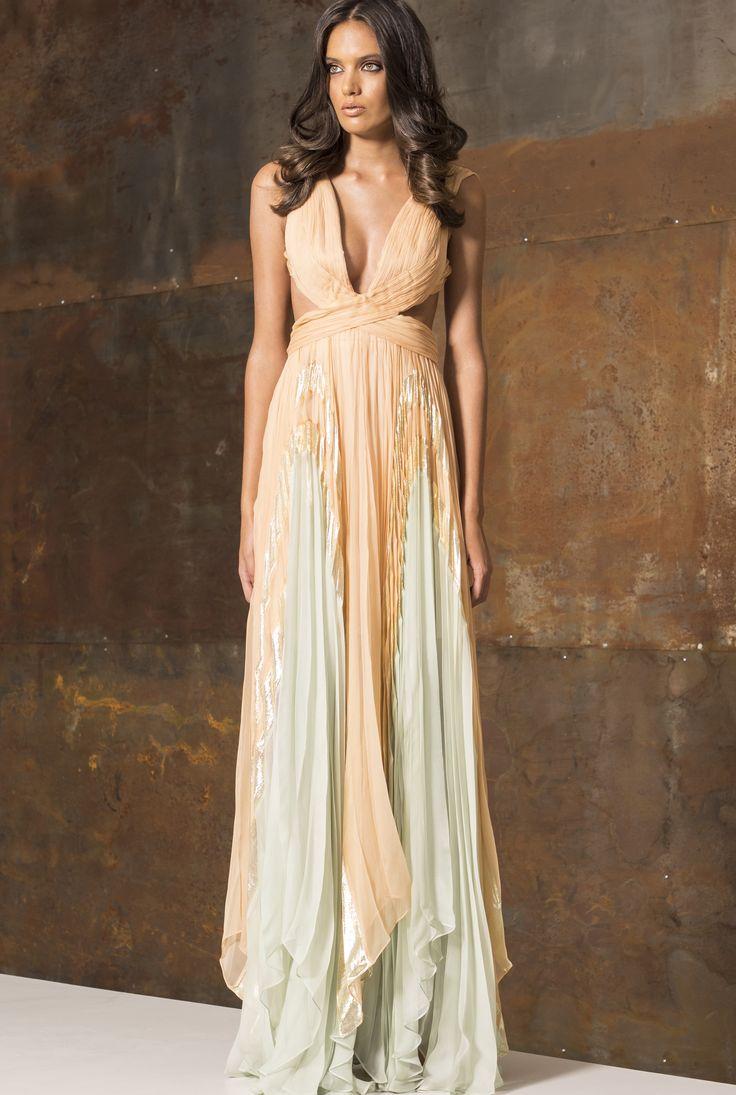 Casiopeia dress