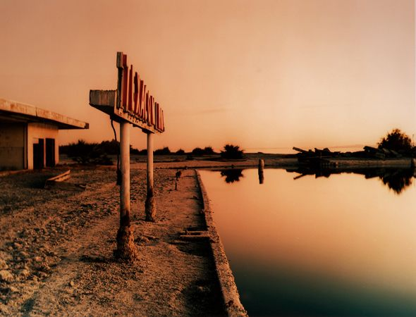 Salton Sea - shot by Marcus Doyle
