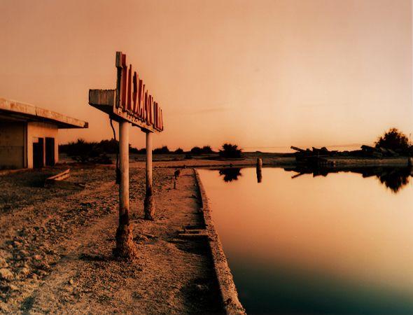 Salton Sea - shot by Marcus Doyle