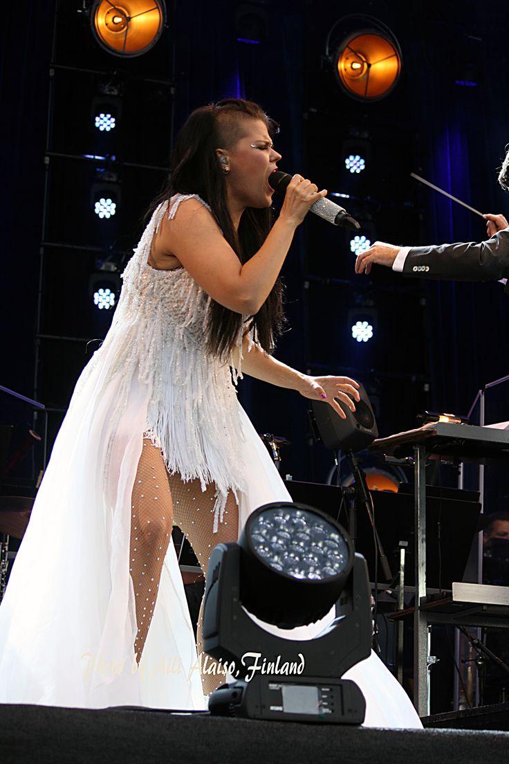 ..ja Saara laulaaa. Vantaa 2017