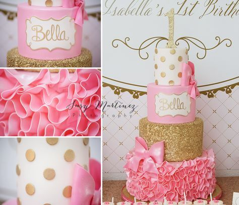 I'm so happy my photographer did such a wonderful job capturing all the details of my daughter's Royal 1st Birthday!