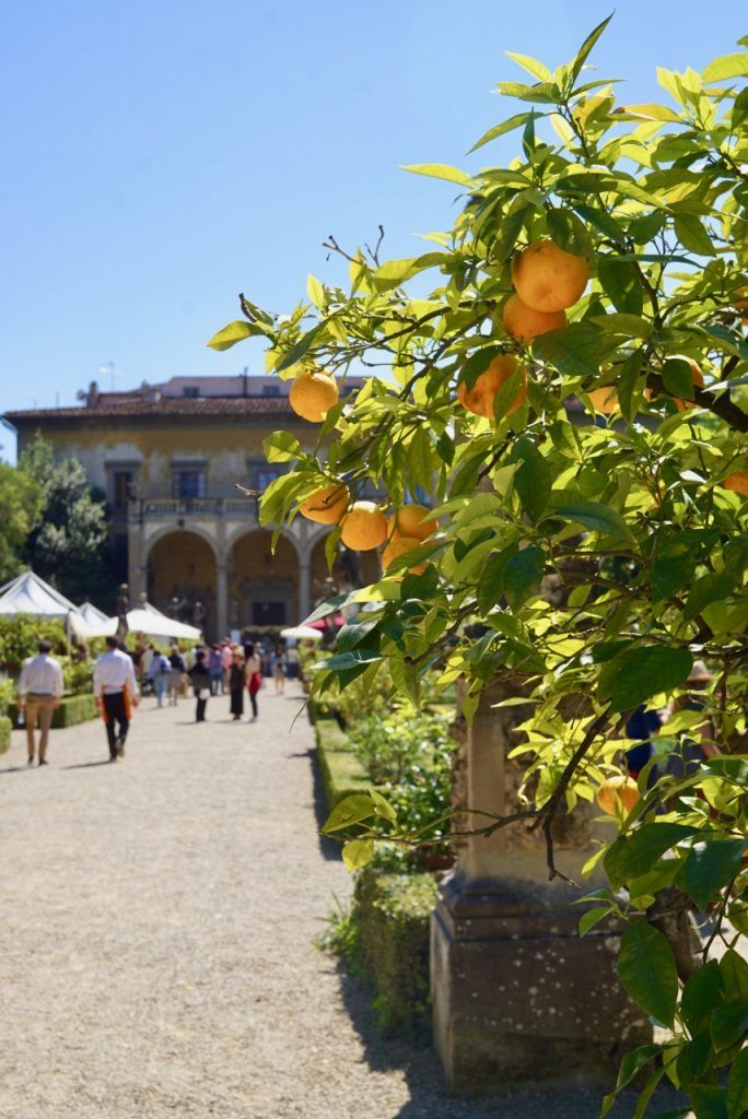 Artigianato e Palazzo é uma linda feira de artesanato em Florença