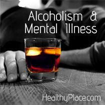 Drinking Alcohol Doesn't Resolve Mental Health Symptoms | If you're drinking alcohol to manage your mental health symptoms, you could be in for a world of hurt. Here's why and what to do about it.   www.HealthyPlace.com