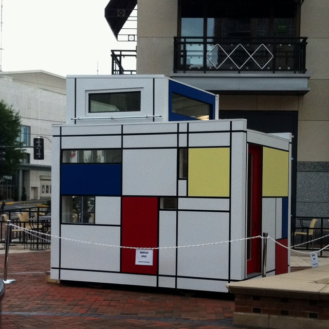 the de stijl movement