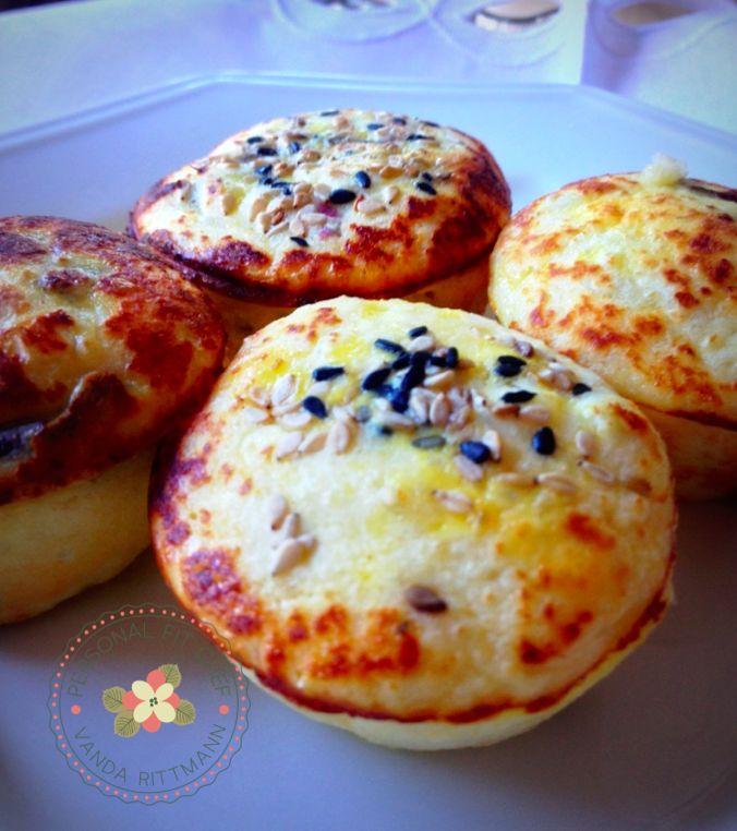 pão funcional de aipim mandioca vida fit