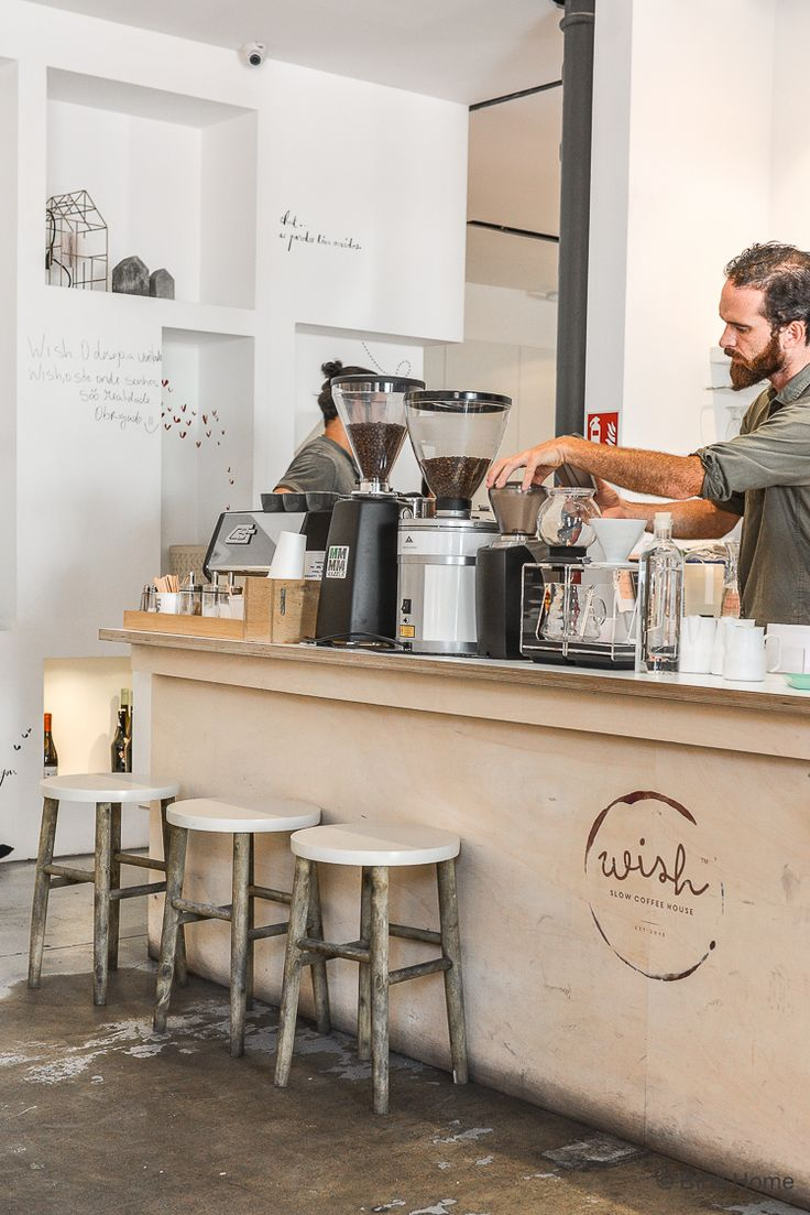 Ontbijten in Lissabon bij Wish Slow Coffee House LX Factory