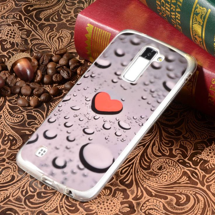For LG K7 K8 Lte K10 Silicone Case Retro Tribe Cartoon Rubber TPU Case For LG K7 M1/ LG K8 Lte K350/ LG K10 M2 Phone Cases Cover