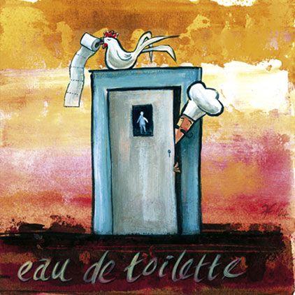 Chef Prints   Frans Groenewald   Flambe, Eau de Toilette , Basil Pesto