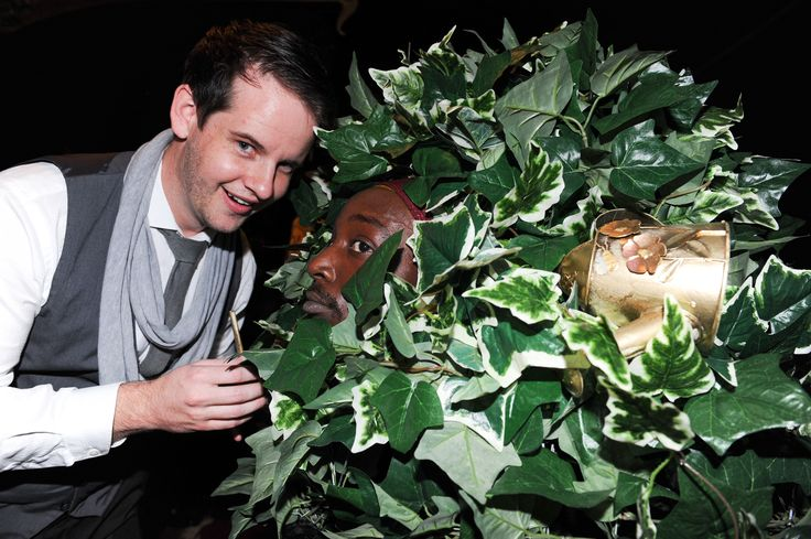 """Bradly Howland and the """"bush"""""""