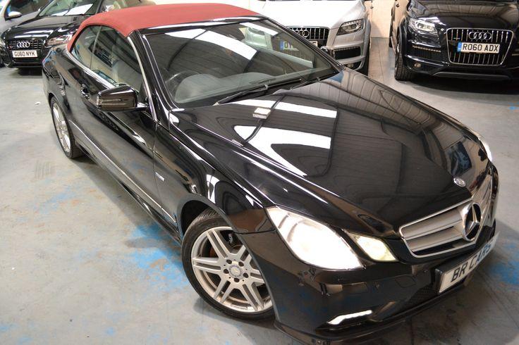 *** 2011 MERCEDES E220 CDI SPORT FOR SALE *** Blue Ribbon Cars Ltd   Bolton   Lancashire, Used Cars Dealer:Listing the following Vehicle For Sale - 2011 - MERCEDES E220 CDI SPORT AMG CONVERTIBLE - Reg: WL11CKP - Mileage: 24000 - Used - £19990 https://www.justusedvehicles.com/blue-ribbion-cars-ltd---bolton---lancashire.html   #usedcars #fastcars #cars #usedcarparts #carparts #automotive #motoring #parts #ford #vauxhall #mercedes #nissan #volvo #landrover #4X4 #rangerover