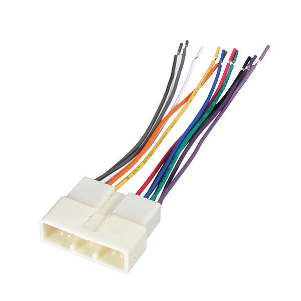 [US$2.89] Car Stereo Wire Harness Adapter Plug For Acura