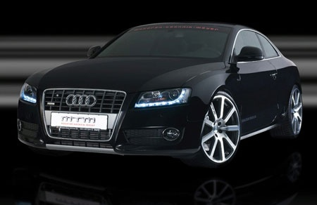 Audi A5 is another favorite dream car