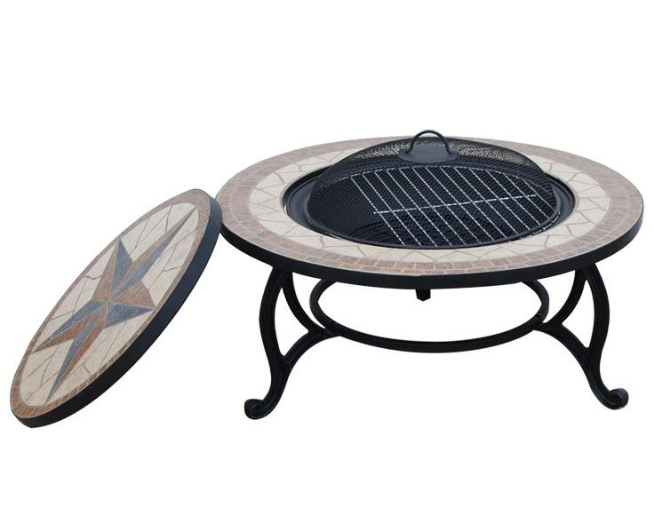 The 34 best images about fire pits bbqs on pinterest for Ethanol outdoor fire pit
