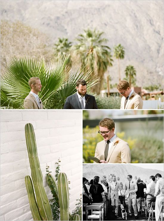 gay weddings palm springs