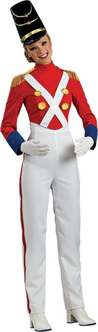 Click Image Above To Buy: Deluxe Toy Soldier Costume - Christmas Costumes
