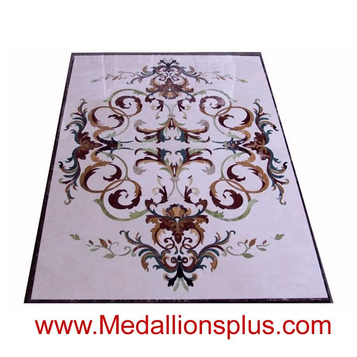 Fine Floor Tile Medallions For Sale Ensign - Home Floor Plans ...