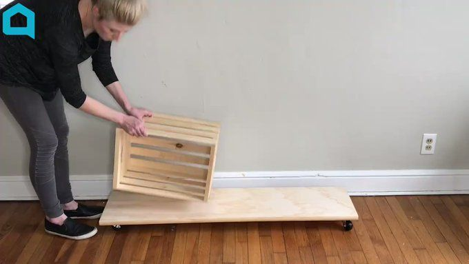4 Amazing Solutions To Make A Wooden Storage Hackfurniture