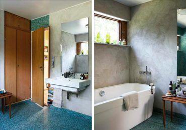 badrum turkos mosaik - Sök på Google
