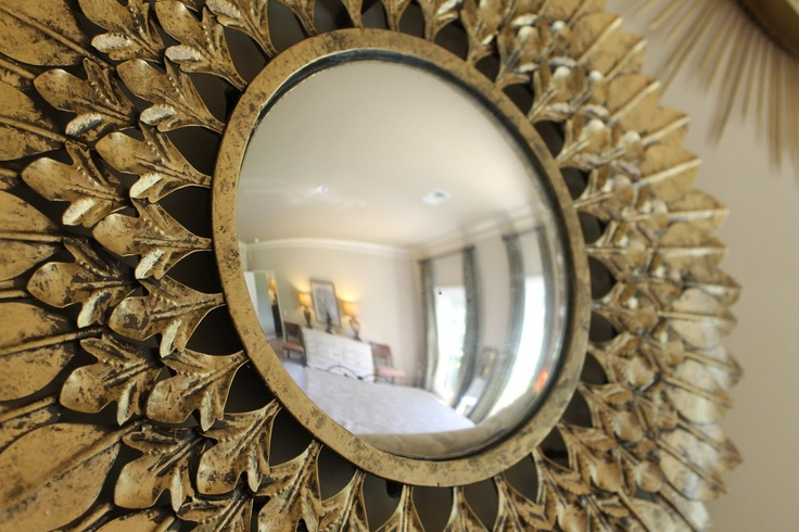73 best images about miroirs il de sorci re on pinterest for Miroir convexe concave
