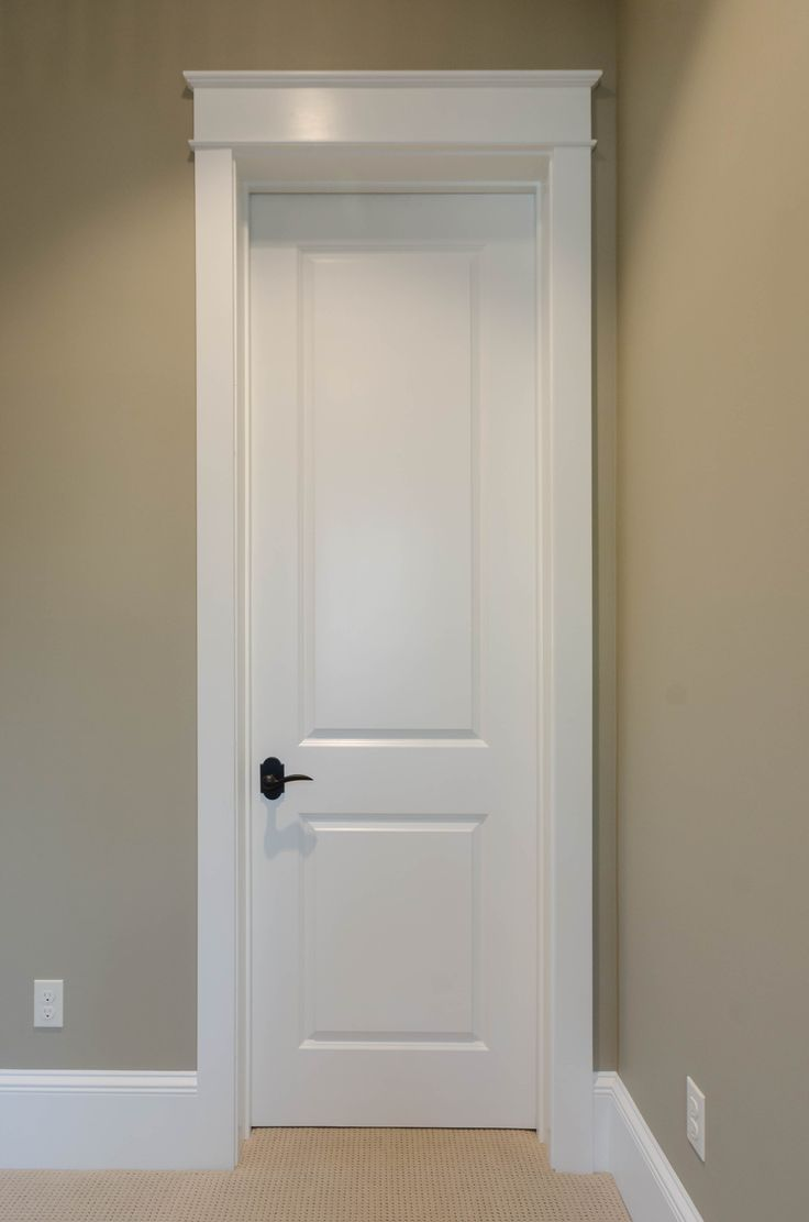 Interior Doors And Trim Valmont In 2019 Doors Wood