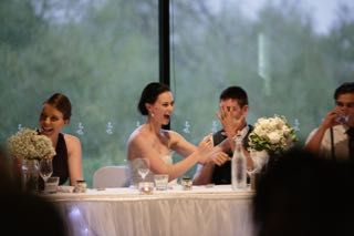 Pure joy!  Love couples having a great time.