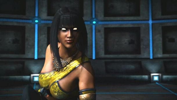Tanya Joins The Mortal Kombat X Roster Tomorrow For Kombat Pack Owners