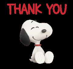"Snoopy says, ""Thank you for always loving me Lord!!"" ❤❤❤"
