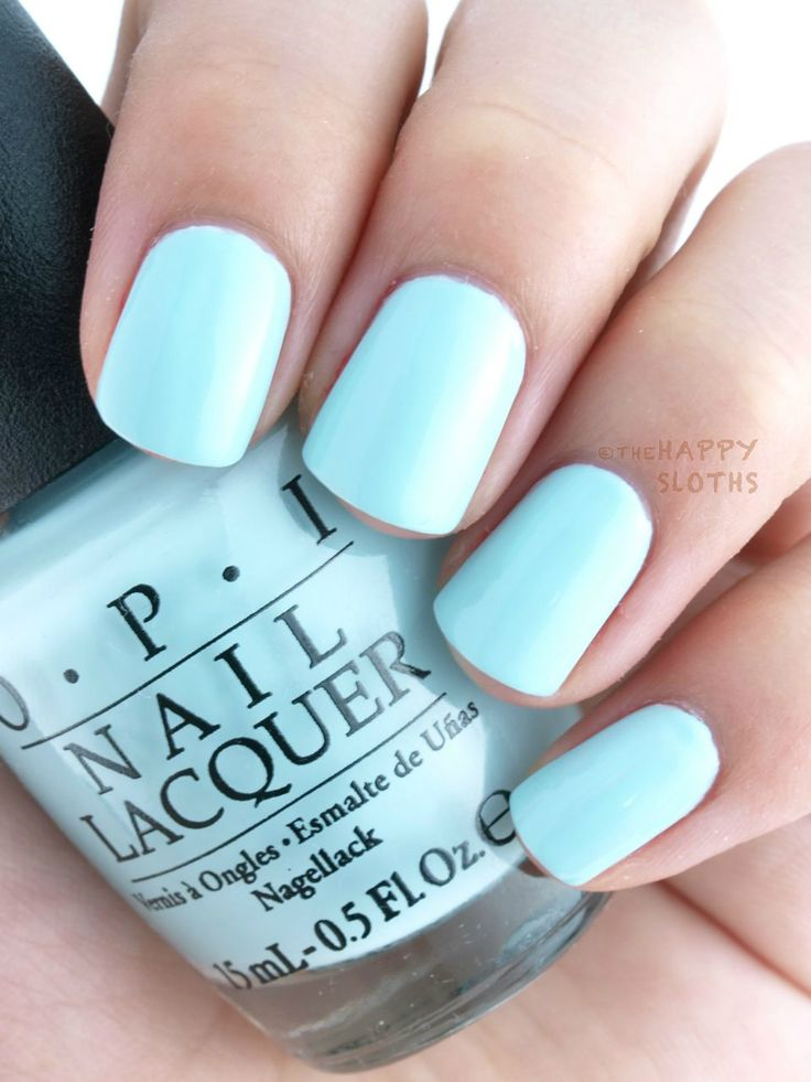 Best 25+ Baby blue nails ideas on Pinterest | Light blue nails ...