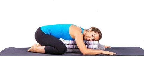 Yin joga za opuštanje