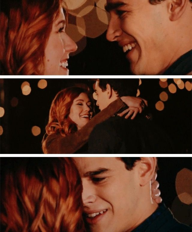 """#Shadowhunters 2x08 """"Love Is a Devil"""" - Clary and Simon"""