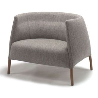 Jun Kamahara JUN-02 Easy Chair.  Please contact Avondale Design Studio for more information on any of the products we feature on Pinterest.
