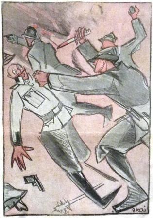 MARIO BAZZI GUERRA 1917 UNIFORMI