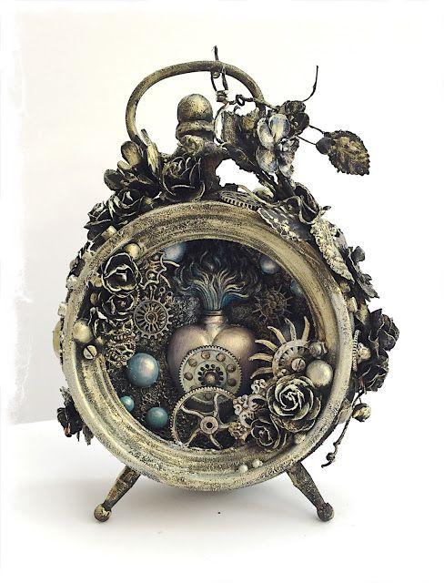 Amazing Finnabair clock from a reader!