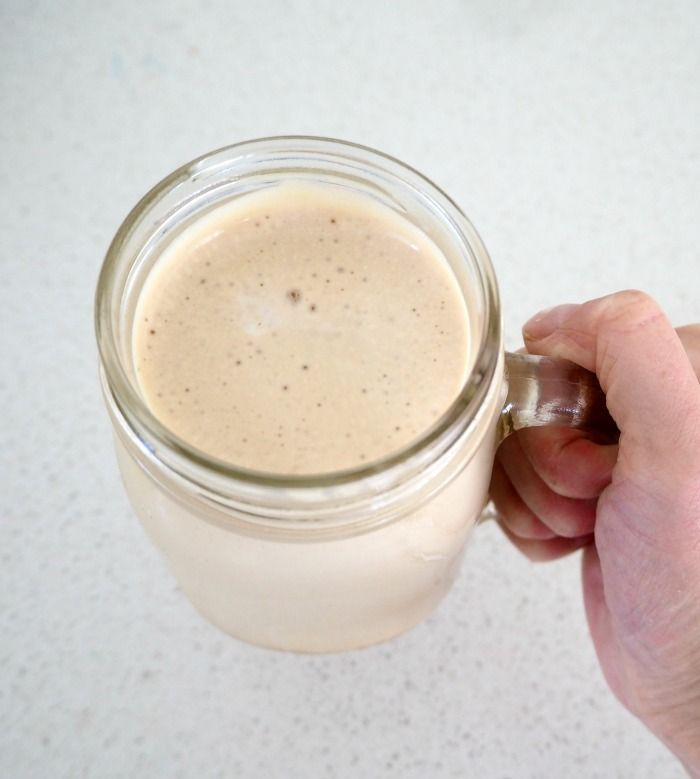 Thermomix Iced Coffee Frappe