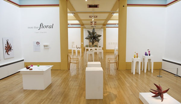 More Than Floral at Bilston Craft Gallery