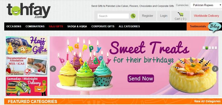 https://www.tohfay.com/flowers-c-296.html Send Flowers to Pakistan - Send Flowers Online to Pakistan Send Flowers to Pakistan  as Gift We have Fresh  Flowers that you can Send  to Pakistan from USA, UK,  Canada or any part of  world you can Send Eid  Flowers, Mother's Day  Flowers or Valentines Day  Flower from Tohfay.com