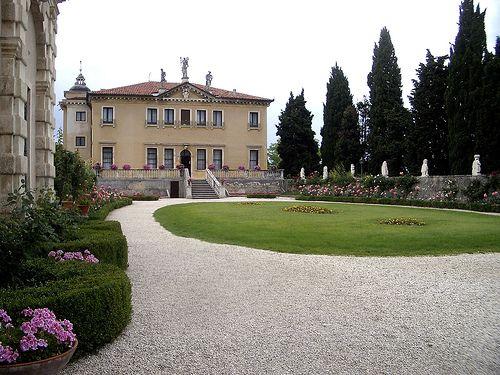 Palladio - Villa Valmarana - Vicenza, Italy