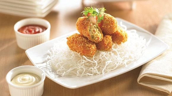 Resep Kroket Ayam Mie