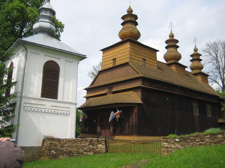 Lemko Church, Carpathian Mountains