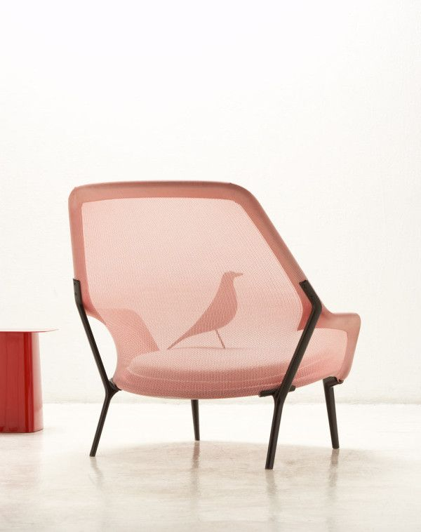 Slow Chair by Ronan and Erwan Bouroullec