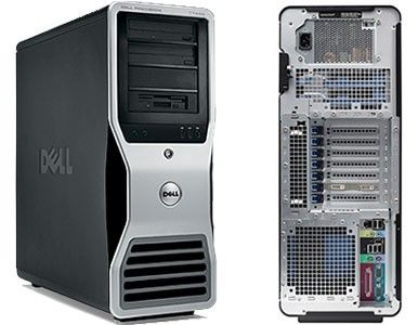 Dell Precision 490 Workstation Refurbished