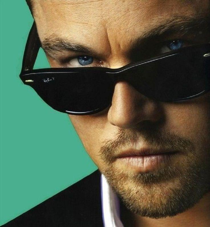 Fuva.nl: Leonardo Dicaprio con sus Ray Ban Wayfarer sunglasses