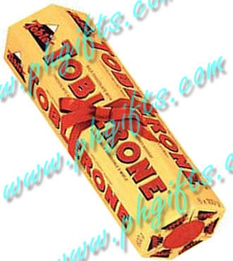 Toblerone round shape 100 grams. Send this 6 bars toblerone in a round shape to your kids on ...